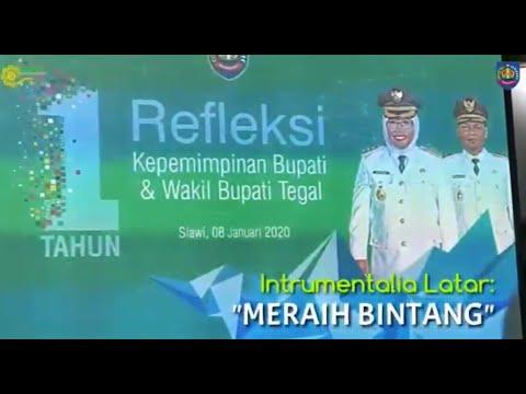 Refleksi Kepemimpinan 1 Tahun Bupati dan Wakil Bupati Tegal