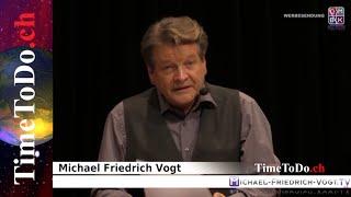 NADH - der biologische Wasserstoff - das Geheimnis unserer Lebensenergie, TimeToDo.ch 19.05.2016