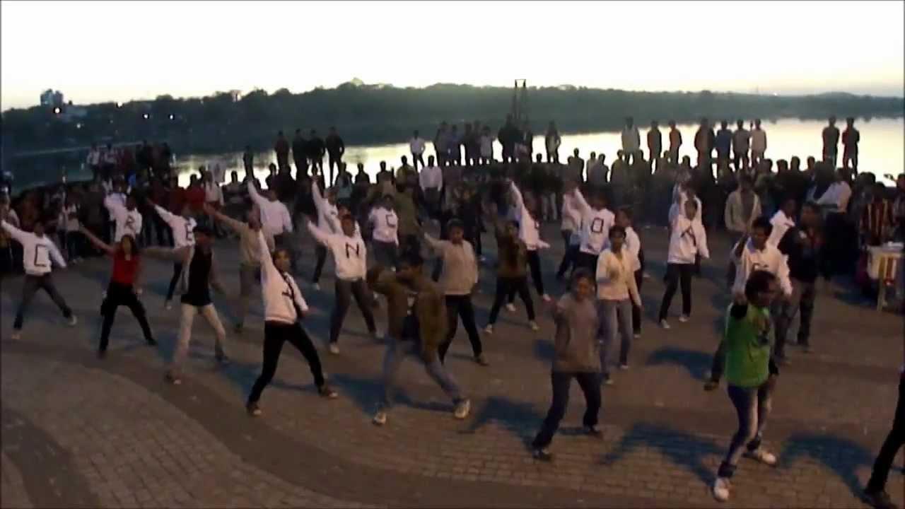 Flash Mob @Nagpur