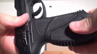 Gamo PT-85 Co2 Blowback Pellet Gun Pistol