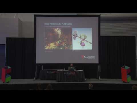 12. Art Institute of Portland Live Demo: Meet Maya, VR Architect