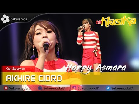 Happy Asmara - Akhire Cidro [OFFICIAL]