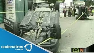 No hay detenidos por incendiar el Palacio Municipal de Huehuetoca