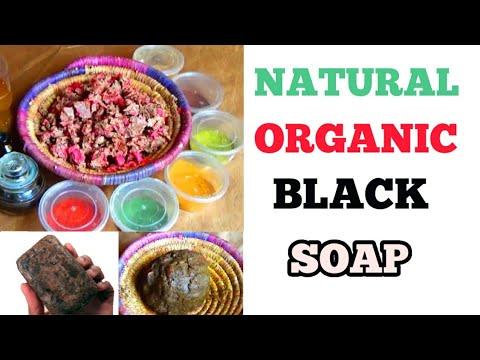 Download GYARAN JIKI || NATURAL ORGANIC BLACK SOAP || YADDA AKE HADA SABULUN GYARAN JIKI