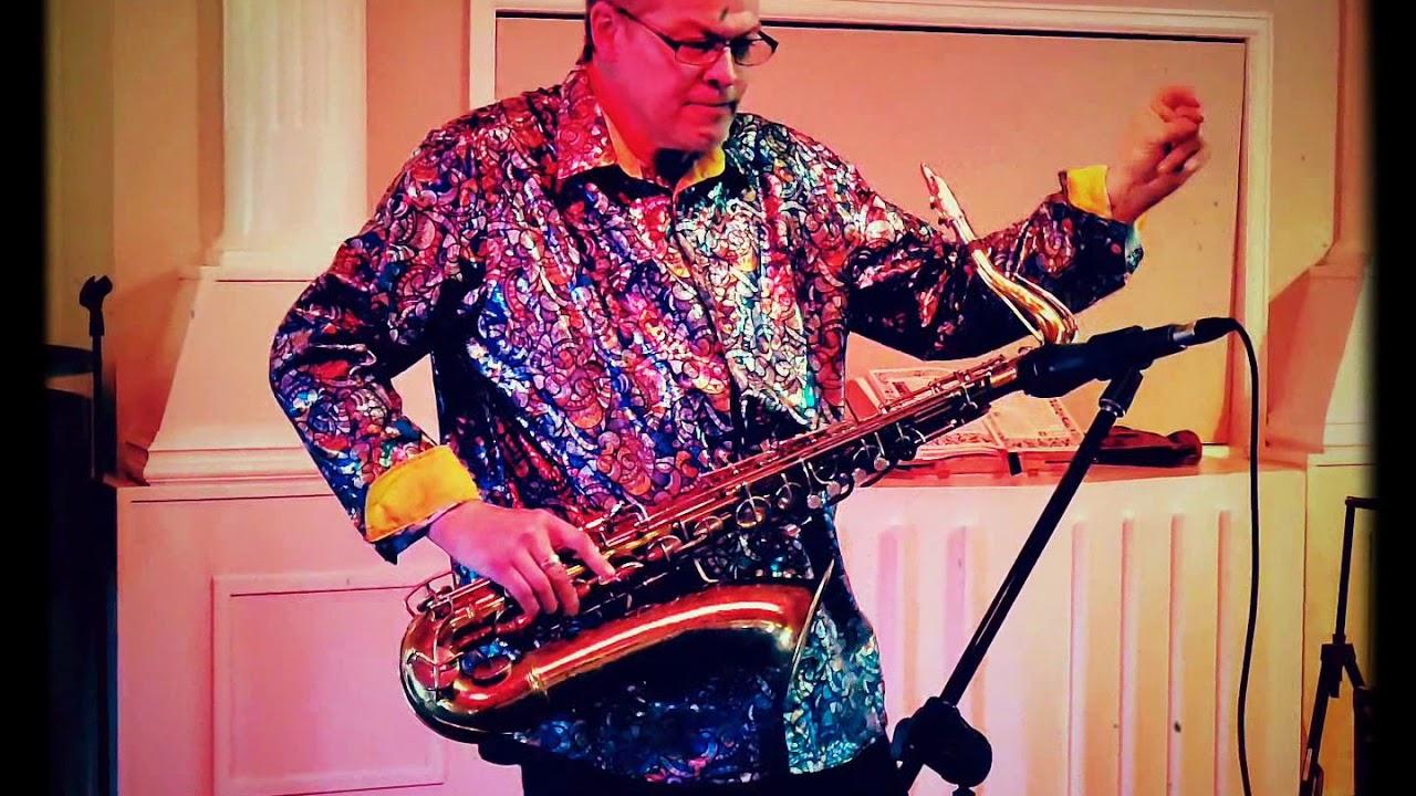 John Reed Austin Saxophone Solo Artist
