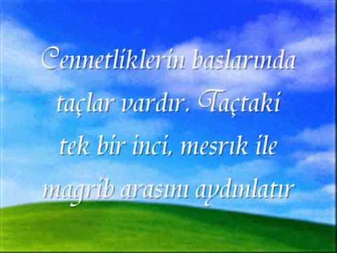 Muhammedin dügünü var Cennette ( Güclü Soydemir)