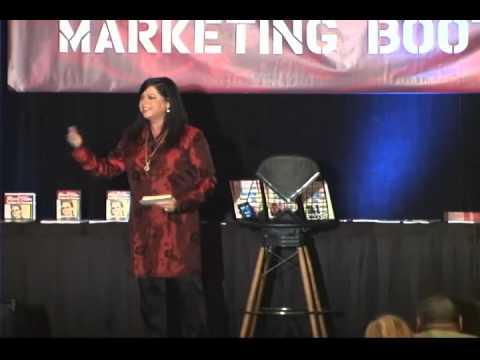 Barbara De Angelis Speaks at RockStar Marketing