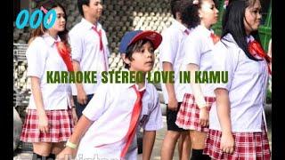 Love In Kamu (karaoke stereo)