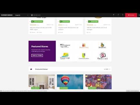 CouponXL – Coupons, Deals and Discounts WP Theme