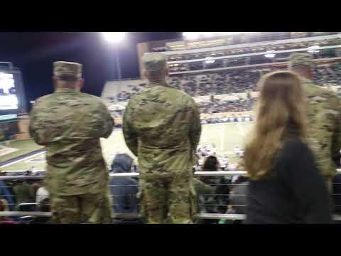 UNT VS ARMY November 18th, 2017