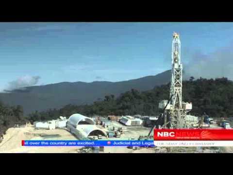 NBC News - PNG MINING STATUS