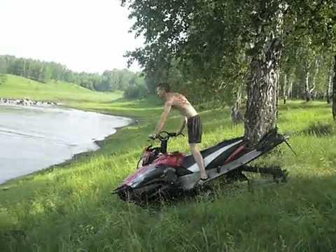 Гидроцикл своими руками 36