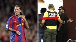 Breaking: Ronaldinho wurde festgenommen !