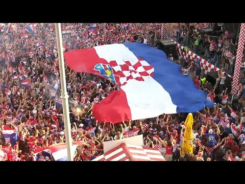 A doce derrota croata