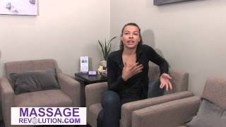 Manhattan Beach Massage Testimonial #1  Immediate Relief, Pain Completely Gone - Chanice Bolden!(Massage Revolution's client in Manhattan Beach, CA gives testimonial and proves neuromuscular treatments fix chronic pain for good. To listen to more ..., 2015-07-30T15:00:33.000Z)