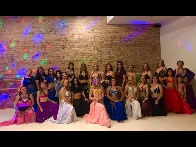 Golden Isles Belly Dance - Two-Year Journey