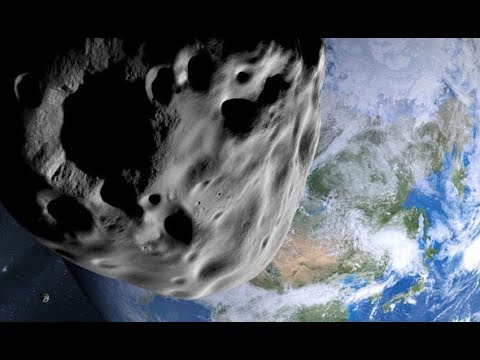 END OF THE WORLD NASA says 'hazardous' Asteroid 2018 CB on way TONIGHT