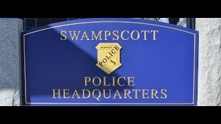New Swampscott Massachusetts Police Headquarters