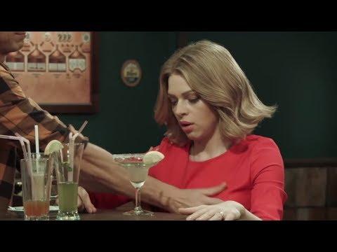 Девушка пошла в бар и кажется теперь у нее новый муж, дегустация На троих   Дизель Студио жена