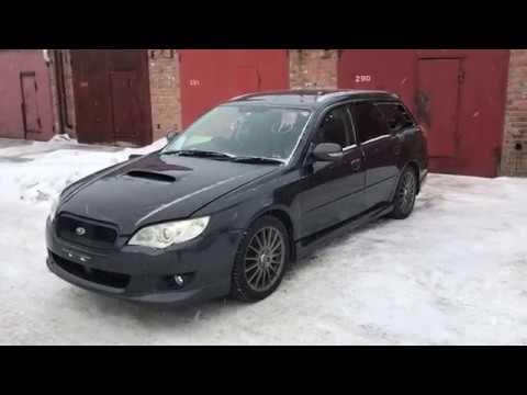 """Начал свой """"Бизнес"""" - Купил РАСПИЛ Subaru Legacy из Японии!"""
