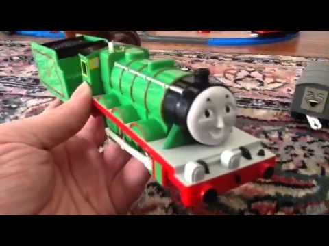 Tomy Japanese Plarail Henry Review