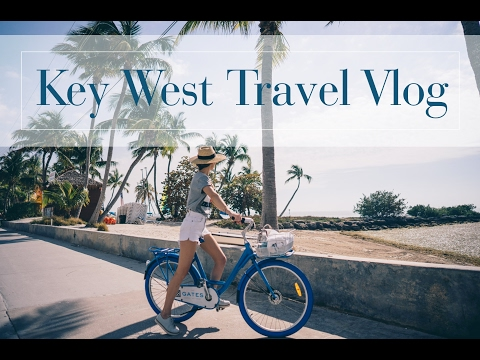 Travel Vlog: Jess & Craig in Key West