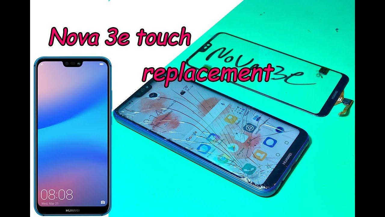 huawei nova 3e touch replacement