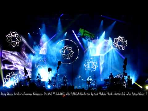 String Cheese Incident - Suwannee Hulaween - Live Oak, Fl  1