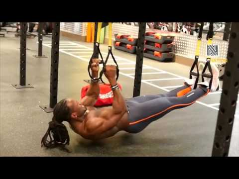 RYAN TERRY – ABS & CORE SUPERSET WORKOUT