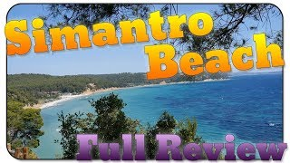 Review Simantro Beach - Club Calimera Griechenland Full