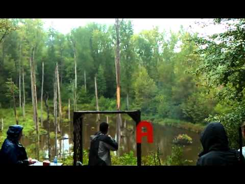 2011 RW Moore Clay Day Sporting Clays Shoot Video 1