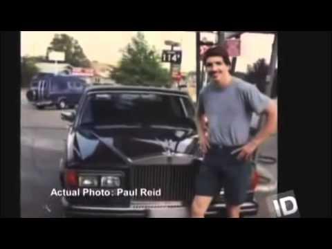 Paul Reid Creepy Serial Killer