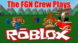 The FGN Crew Plays: ROBLOX - Totally Roblox Battle Simulator (PC)