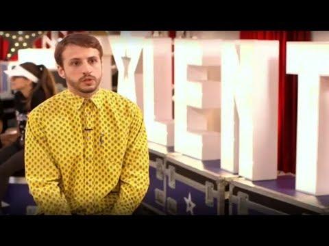 Maxenss piège La France a un incroyable talent 2017