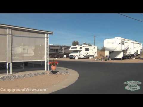 CampgroundViews.com - Santa Fe RV Park Apache Junction Arizona AZ