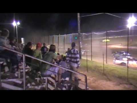 West Siloam Speedway 07-27-2013 GN 01w Stands Final