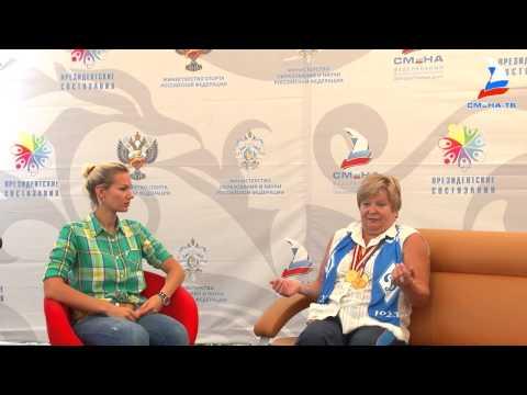 Интервью с директором фехтовального клуба, чемпионкой мира Надеждой Арской