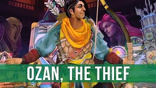 chronicle: RuneScape Legends - Ozan the Thief Deck & Gameplay!