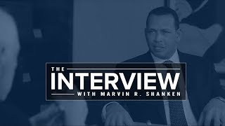 Gambar cover The Interview With Marvin R. Shanken Feat. Alex Rodriguez - Father's Day