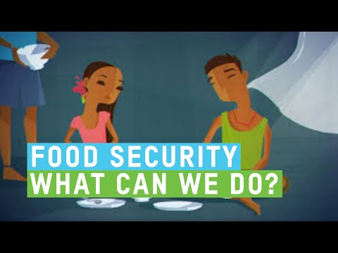 Food security, climate change and the Philippines
