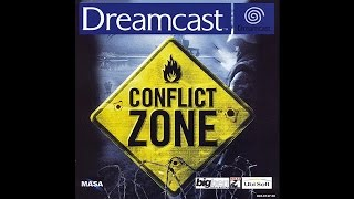 Conflict Zone (Dreamcast)