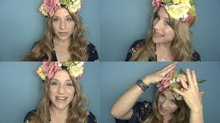 Spring Bridal Hair and Makeup Tutorial Thumbnail