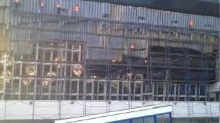видео Купить строительные хомутовые леса ЛСПХ-40 в Москве