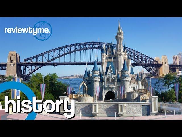 Was This Disneyland Australia? - Disney Wharf at Sydney Harbour