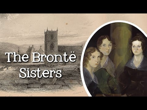 Biography of the Brontë Sisters for Kids: Charlotte, Emily, Anne Brontë for Children - FreeSchool