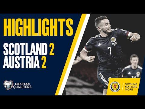 Scotland Austria Goals And Highlights