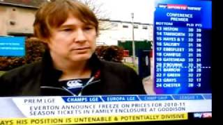 Pompey Fan Micah Mike Hall Interview - Portsmouth FC Ownership Saga