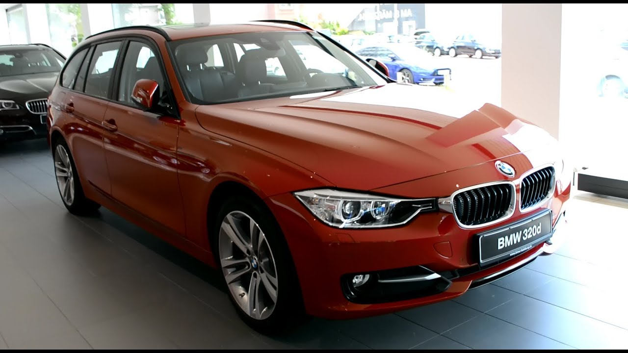 2014 new bmw 3 series 320d touring sport line f31 youtube. Black Bedroom Furniture Sets. Home Design Ideas