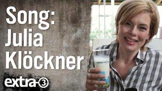 Die Lobby-Glucke von der Bauerntruppe - Song für Julia Klöckner | extra 3 | NDR