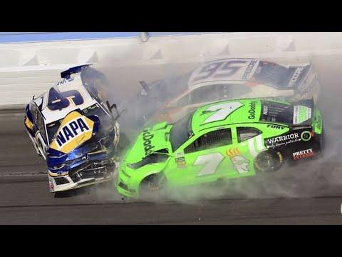 """2018 NASCAR Speedweeks Crash Compilation """"What You Deserve"""""""